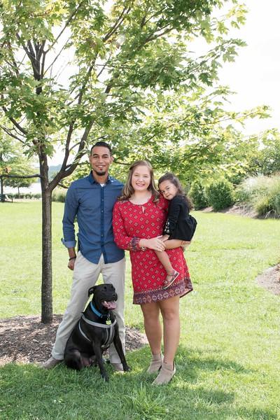 Destiny & Marcus Family 2018