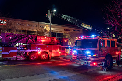 Commons Street Fire