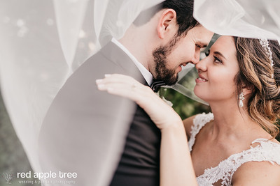 Hannah + Andrew Wedding