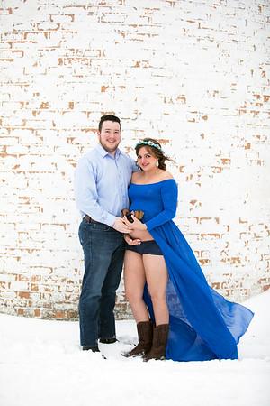 Jeff and Adri's Maternity photos