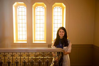 Haley Bat Mitzvah portraits