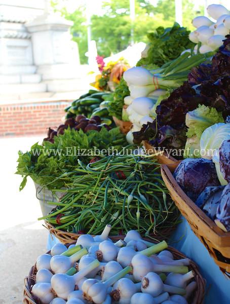 Easton Farmers Market Birthday 2014, Easton PA est 1752