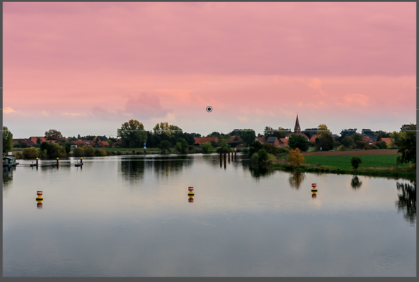 Overlay for the moved Graduated Filter