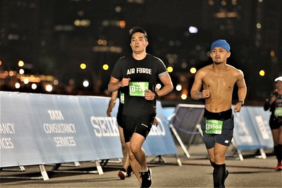 Singapore Marathon Blog