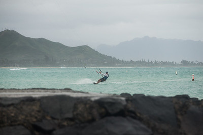 Kailua Kite Surf 3-21-18