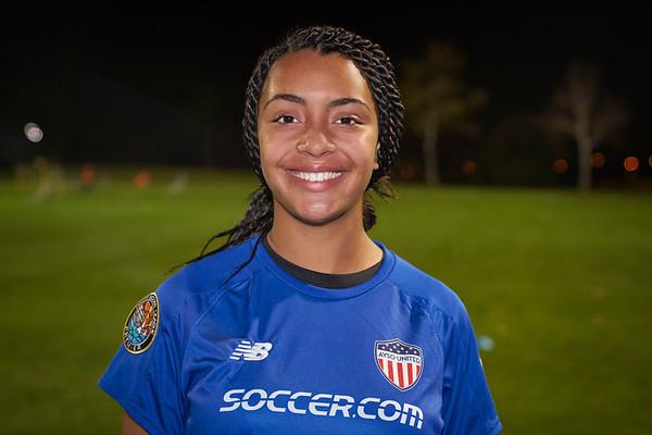 United LA 2020 Soccer Team