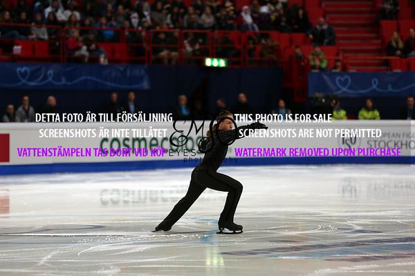 European Championships 2015 Men SP