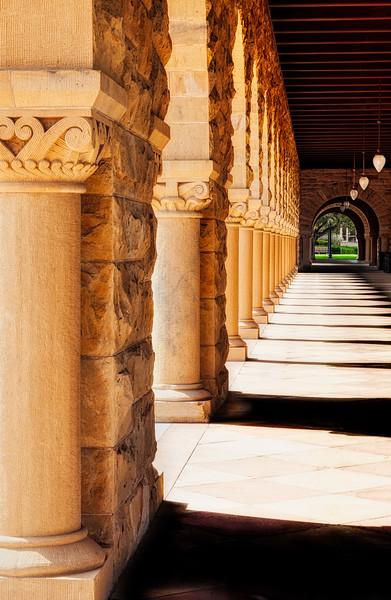 Inner Quad 1, Stanford University, 2010
