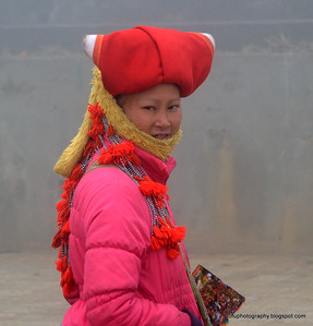 Another freezing day in Sapa, Vietnam pt 2 - January 2012