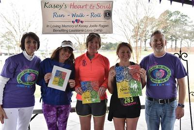2017 Kasey Ragan Run II of II