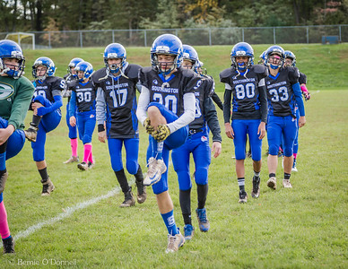 Southington Youth Football vs Guilford