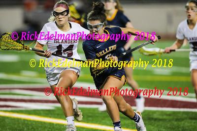 Bellevue vs Mercer Island Varsity Lacrosse