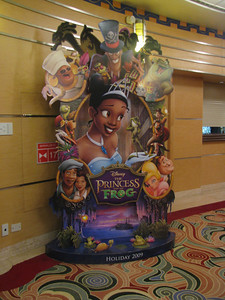 "princess and the frog ""premear"""