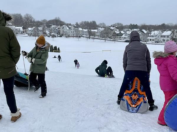 Winter Sled Festival 6
