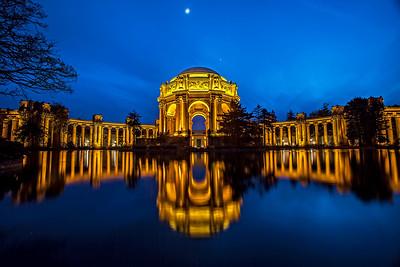 Palace Reflection
