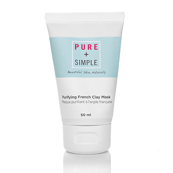 purifying french clay mask
