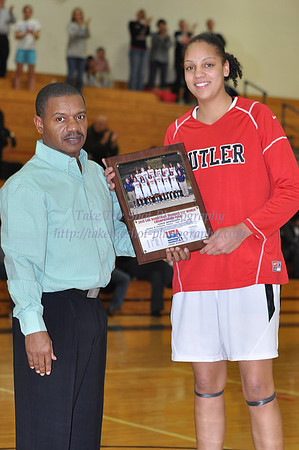2011-02-03 BHS Women's Basketball VS Harding