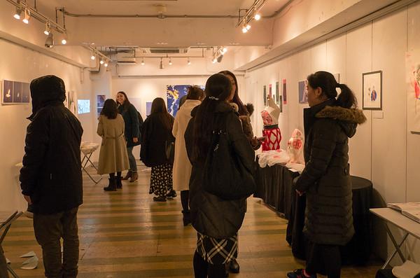 Gr. 12 IBDP Visual Art Exhibition