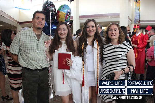 2014 Munster High School Graduation Ceremony