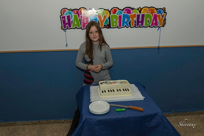 Abigail's 11th Birthday