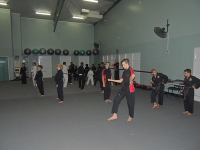 Combat Self Defence Kata Course March 2017