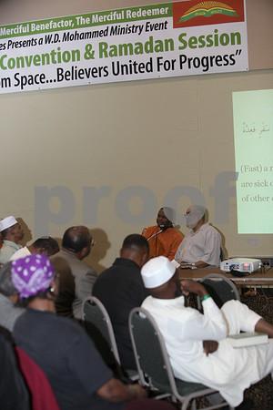 Muslim Convention 09 Day 3: Chicago, Illinois