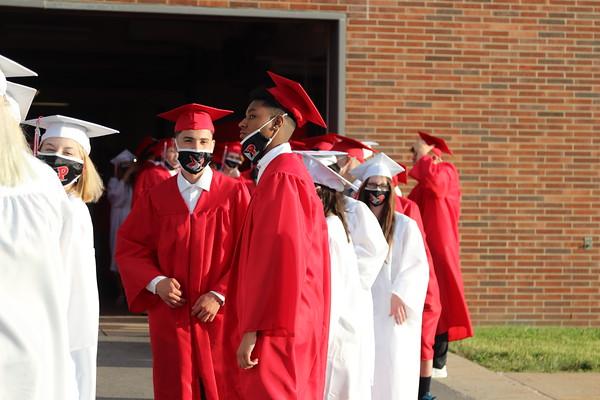 Portage High School Graduation 2021