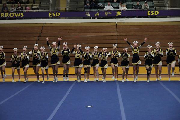 State Cheer 10-24-14
