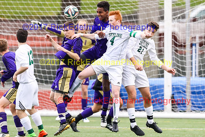 Puyallup vs Skyline Soccer Playoffs