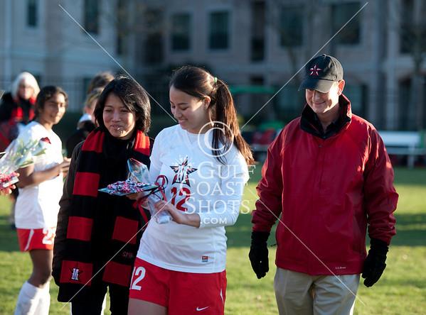 2011-01-21 Soccer Varsity Girls EHS @ SJS