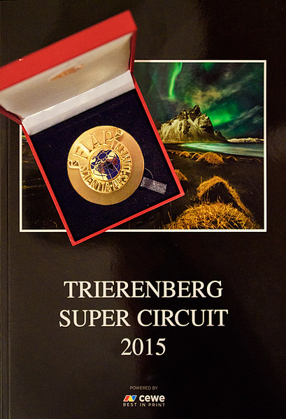 Trierenberg Super Circuit FIAP Gold Award 2015