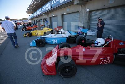 2017 Group D 1973-1979 Formula Atlantic