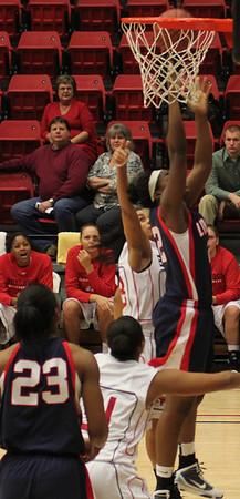 Women's Basketball v. Liberty