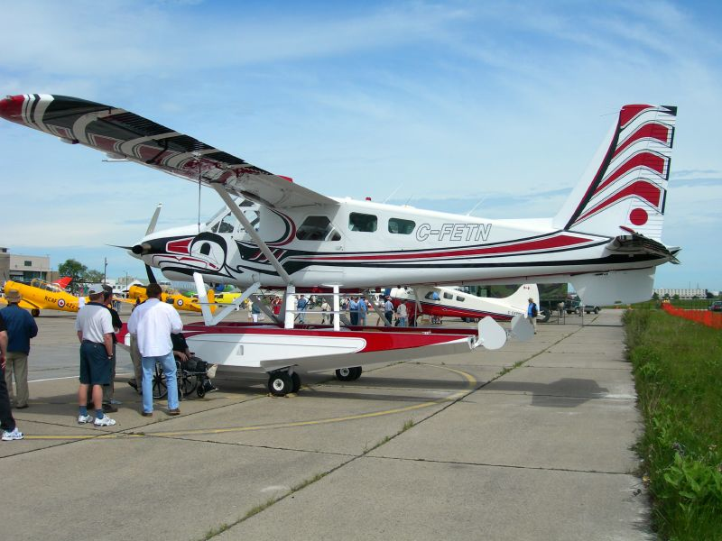 De Havilland Canada DHC-2 Turbo Beaver, C-FETN
