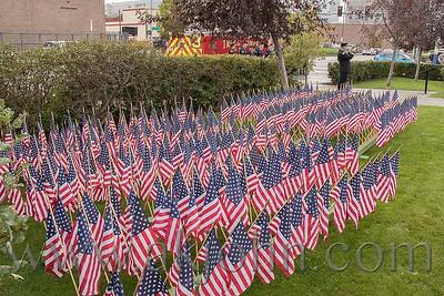 AFD  9/11 CEREMONY