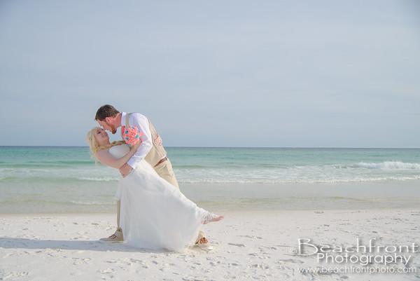 Dallas & Kasey - Destin Wedding Photographer