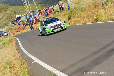 41 Rally Islas Canarias Test Artenara