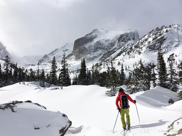 Level 1 AIARE Avalanche Course, RMNP