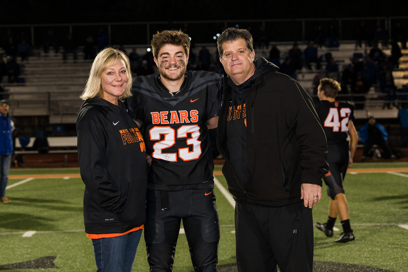 WBL Football Senior Night Parent Pictures