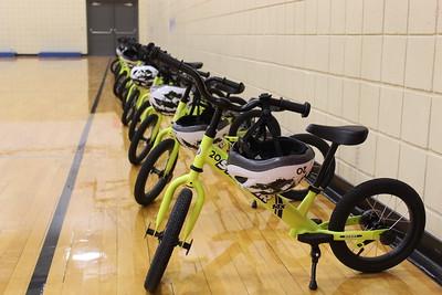 All Kids Bike Program at Fredstrom Elementary