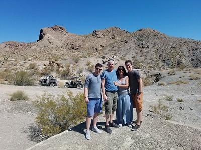8/20/19 Eldorado Canyon ATV/RZR & Gold Mine Tour