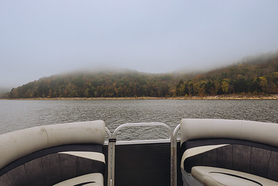Boat Ride on Center Hill Lake