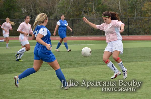 121103 SWOCC Women Soccer vs Lane CC