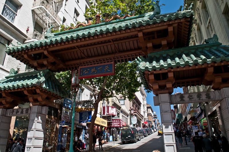 San Francisco - Chinatown Gate-2.jpg