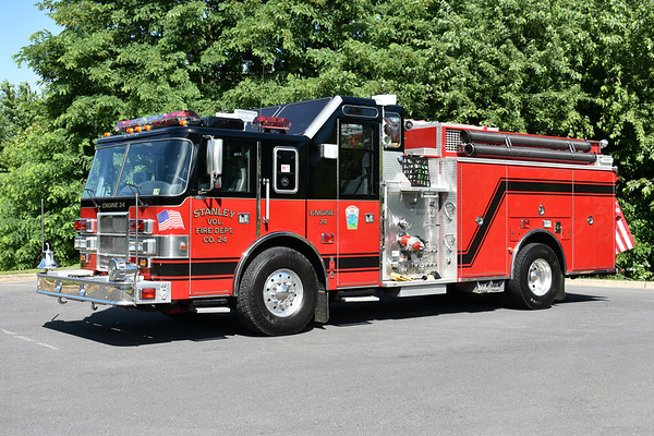 Company 24 - Stanley Fire Department