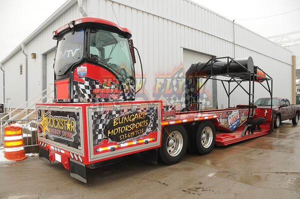 LIMITED PRO STOCK TRACTORS