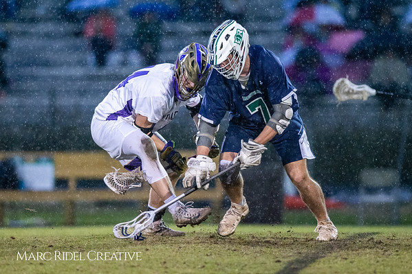 Broughton varsity lacrosse vs Leesville. March 15, 2019. D4S_8812