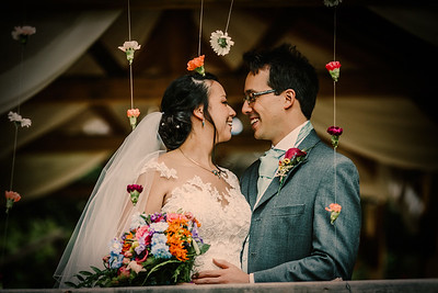 Kimarnie and Andrew's Wedding
