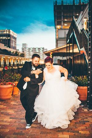 Tracy + Cory's Wedding!
