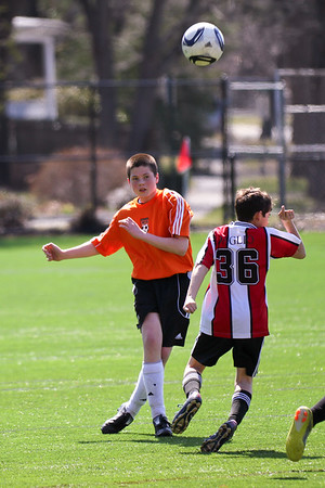 Newton Bays Soccer vs. Winchester